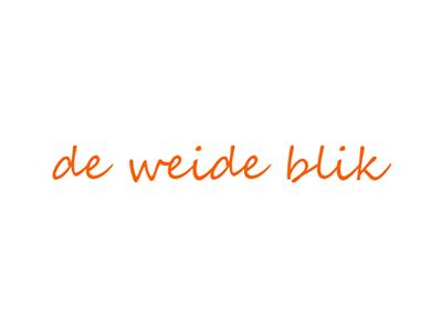 Logo_deWEideBlik